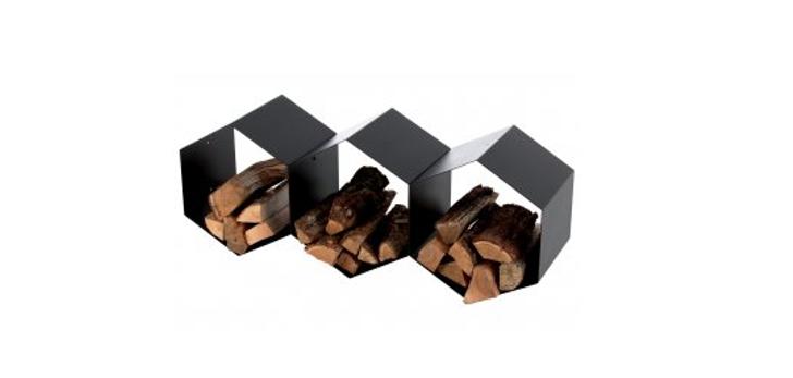 Rangement à bois Modulis