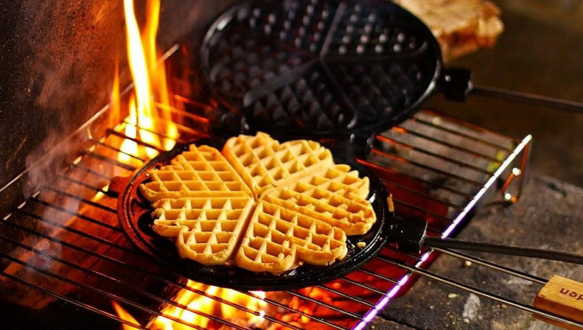Nouvelle tendance : Cuisiner dans sa cheminée